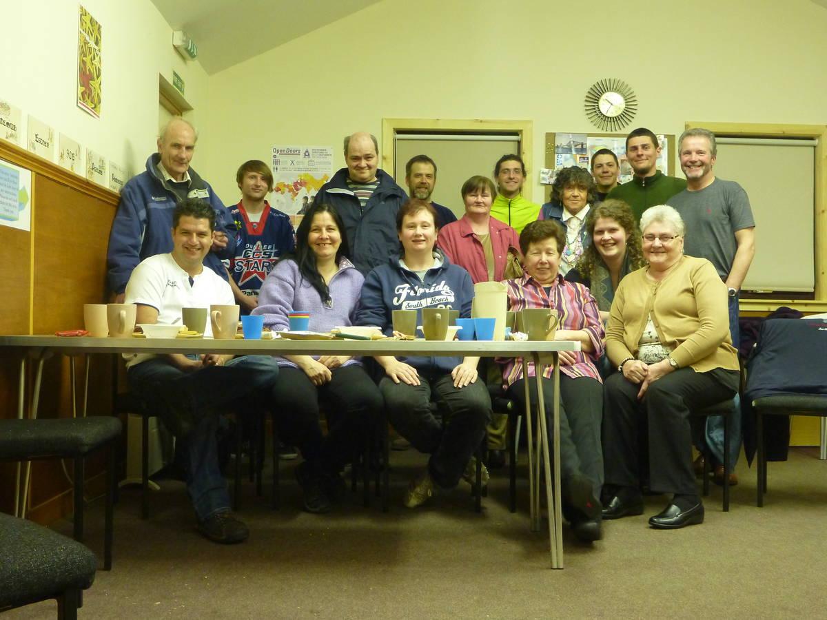 Thank to the communauté protestante Baptist de Fort William [ Fort William]