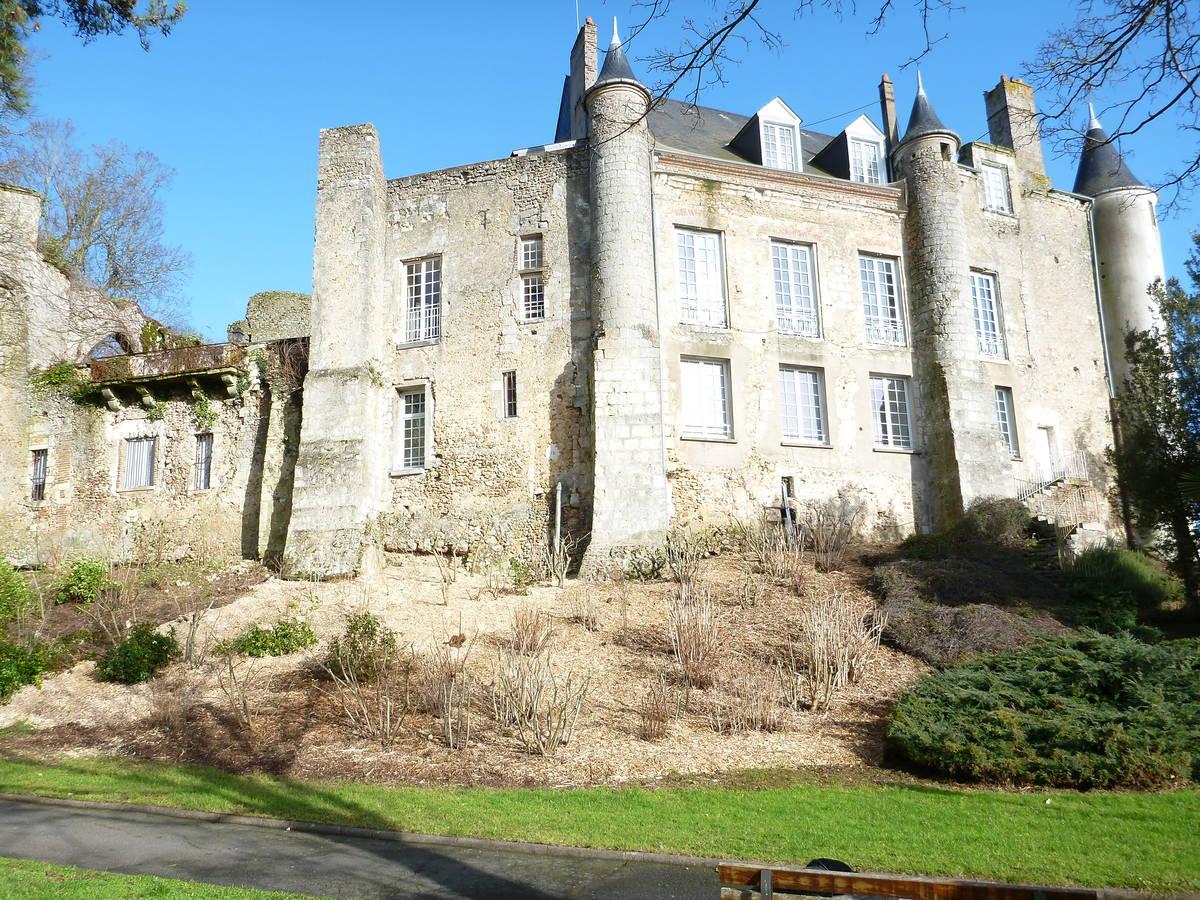 Chateaux de la ville de Chateaux renault