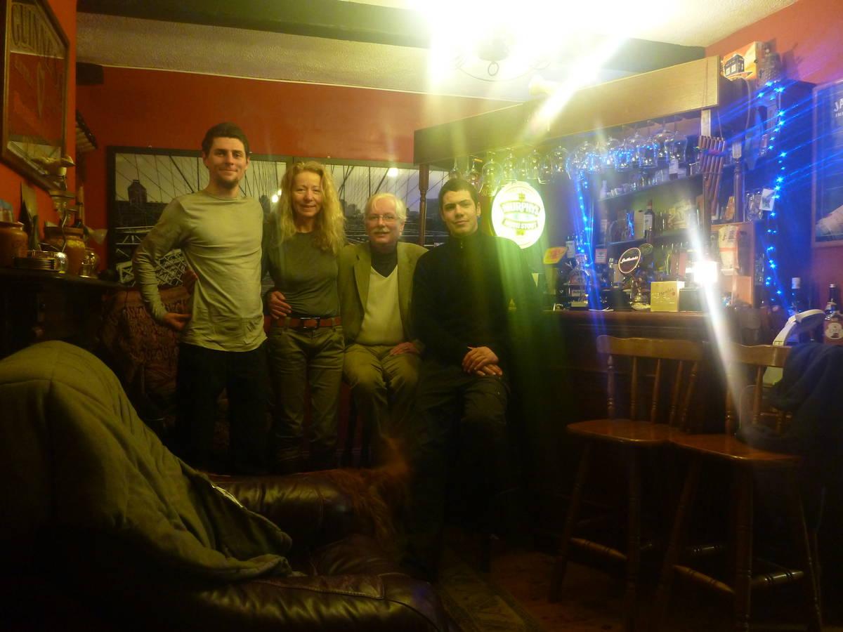 Go Raibh Maith Agat Bernadette, John, Marc and Tara [Saint Johnstown]