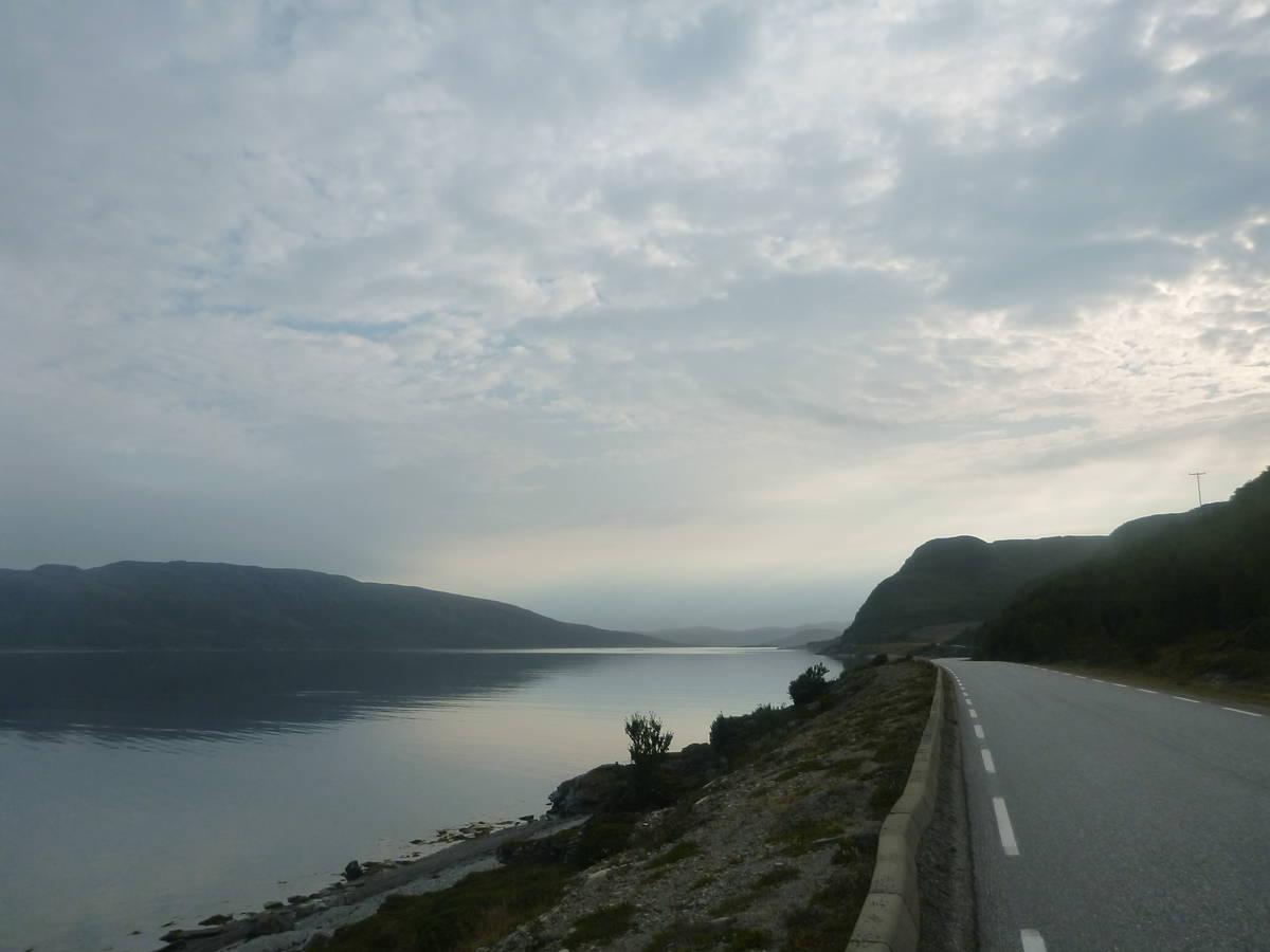 La route du Cap Nord !!
