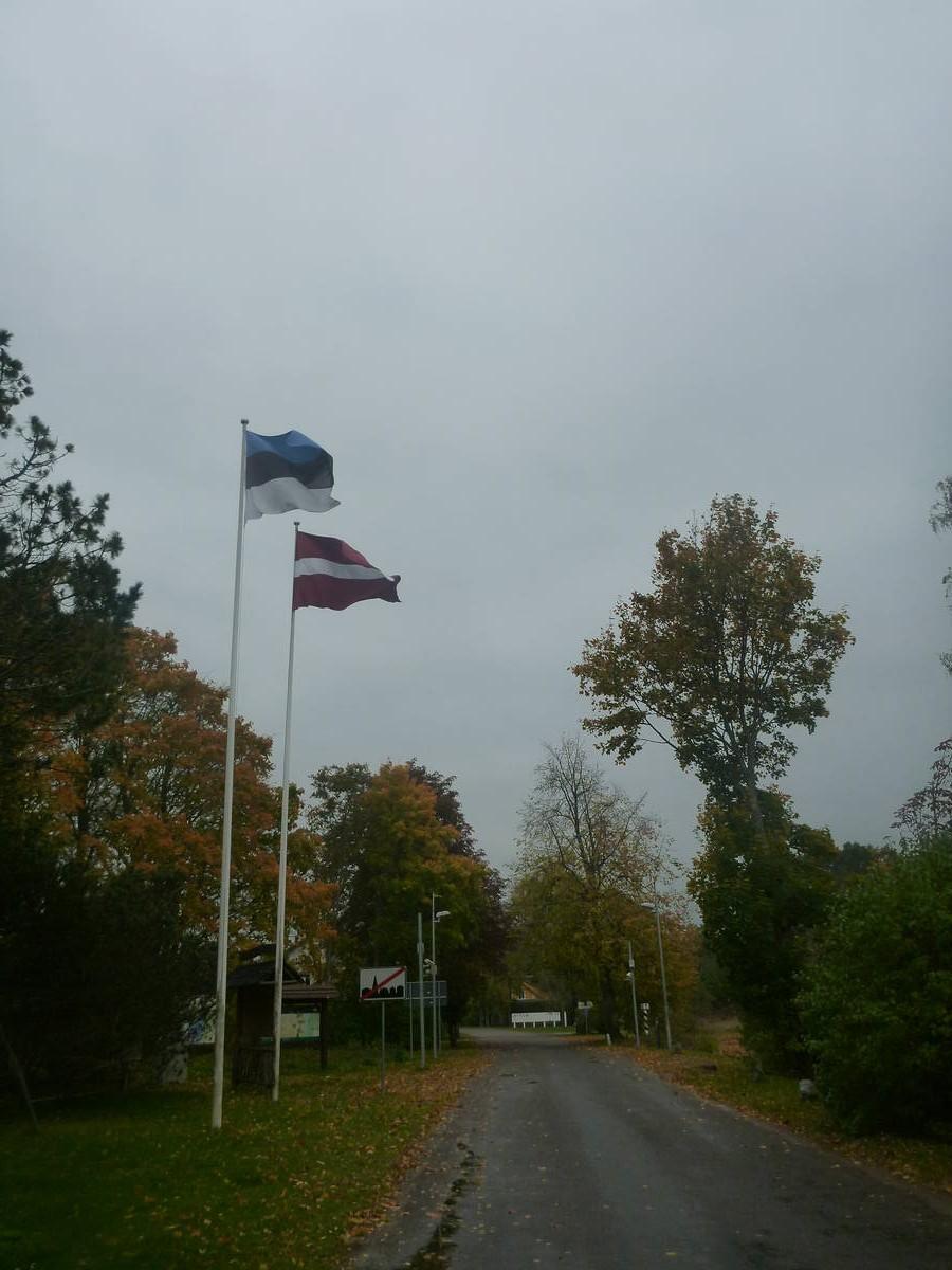 Lettonie me voilà !