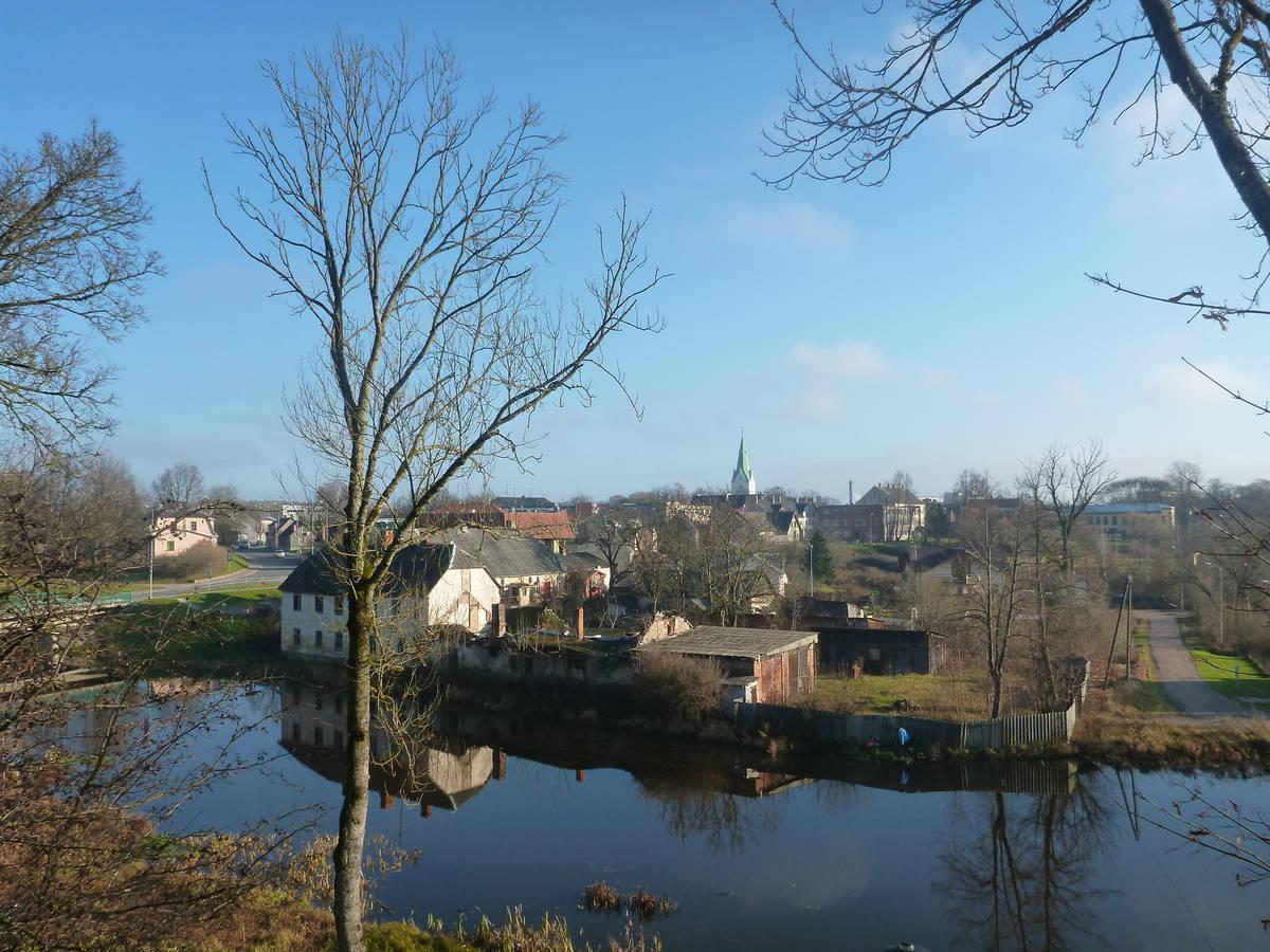 Des très beaux petits villages