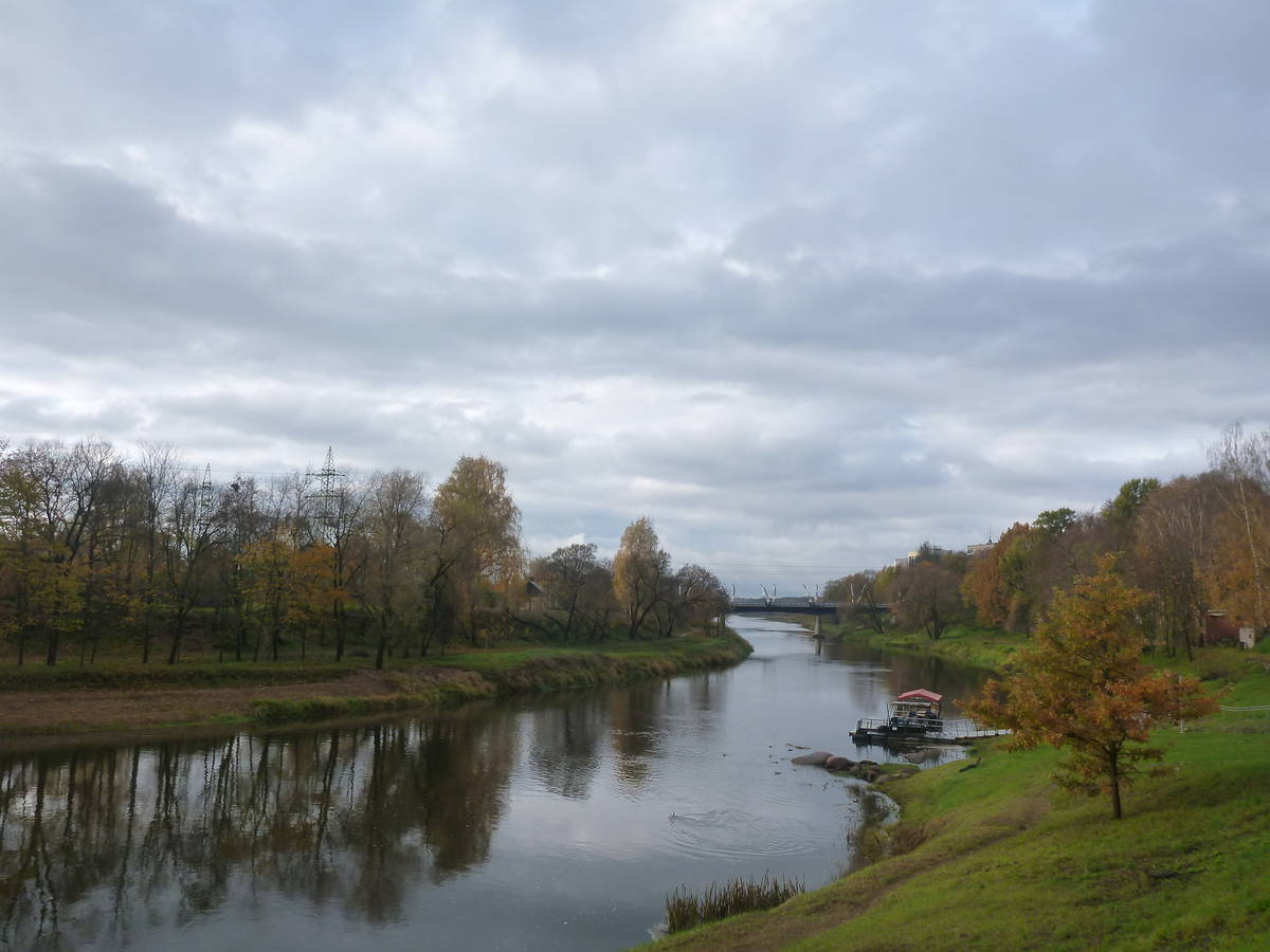 La rivière Gauja, la plus grande du pays