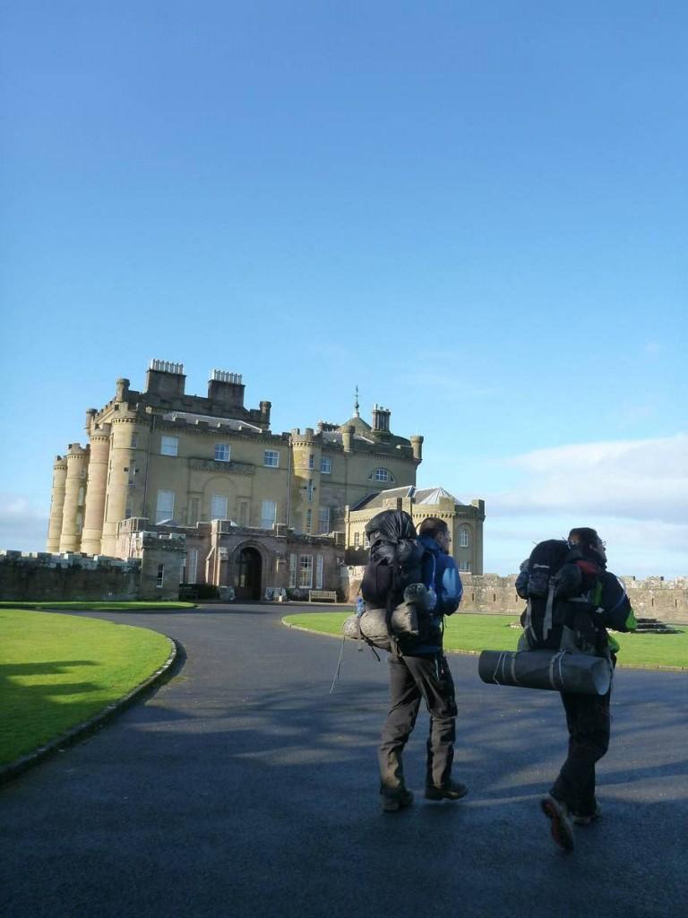 Un très joli château