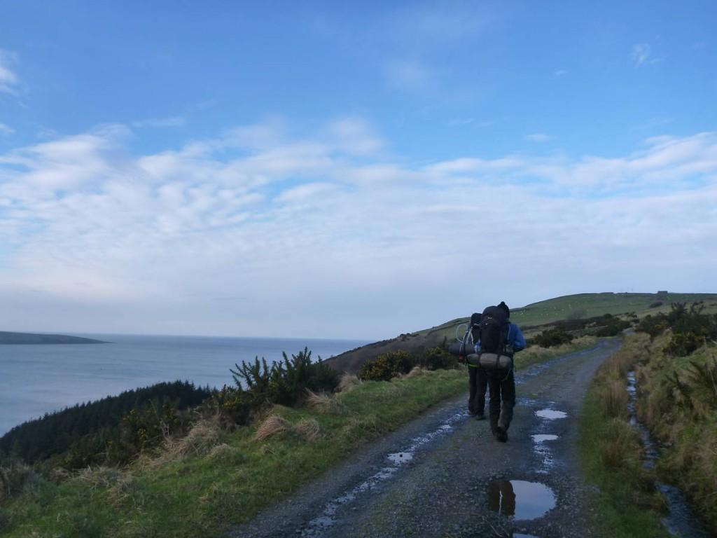 L'Ecosse nous livre dés les premiers kilomètres de beaux et paisibles moments