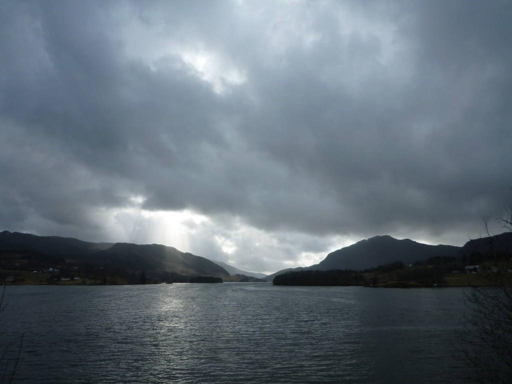 Les premières fjords