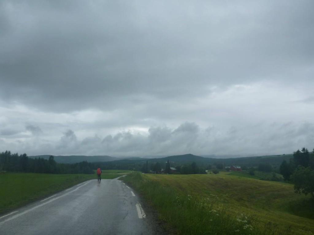 Nous reprenons la route pour une dizaine de jours afin d'atteindre le début de la Kungsleden, un chemin de randonnée de près de 600 kilomètres