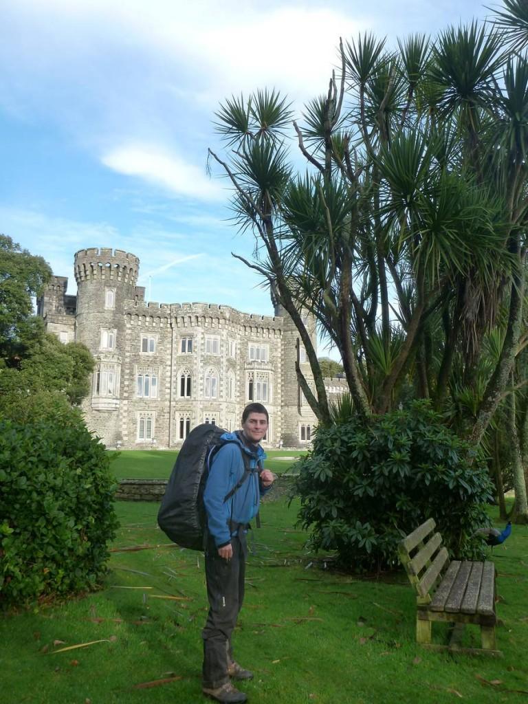 Un château que l'on a visité