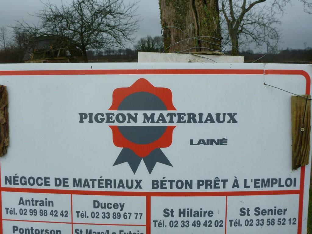 Il n'y a pas que des pigeons voyageurs en France
