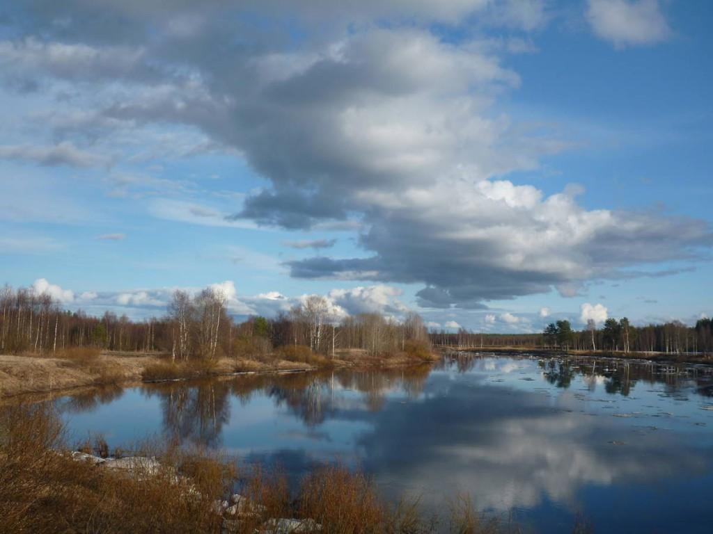La Finlande et ses couleurs...