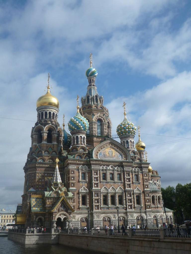 L'incroyable cathédrale Saint sauveur