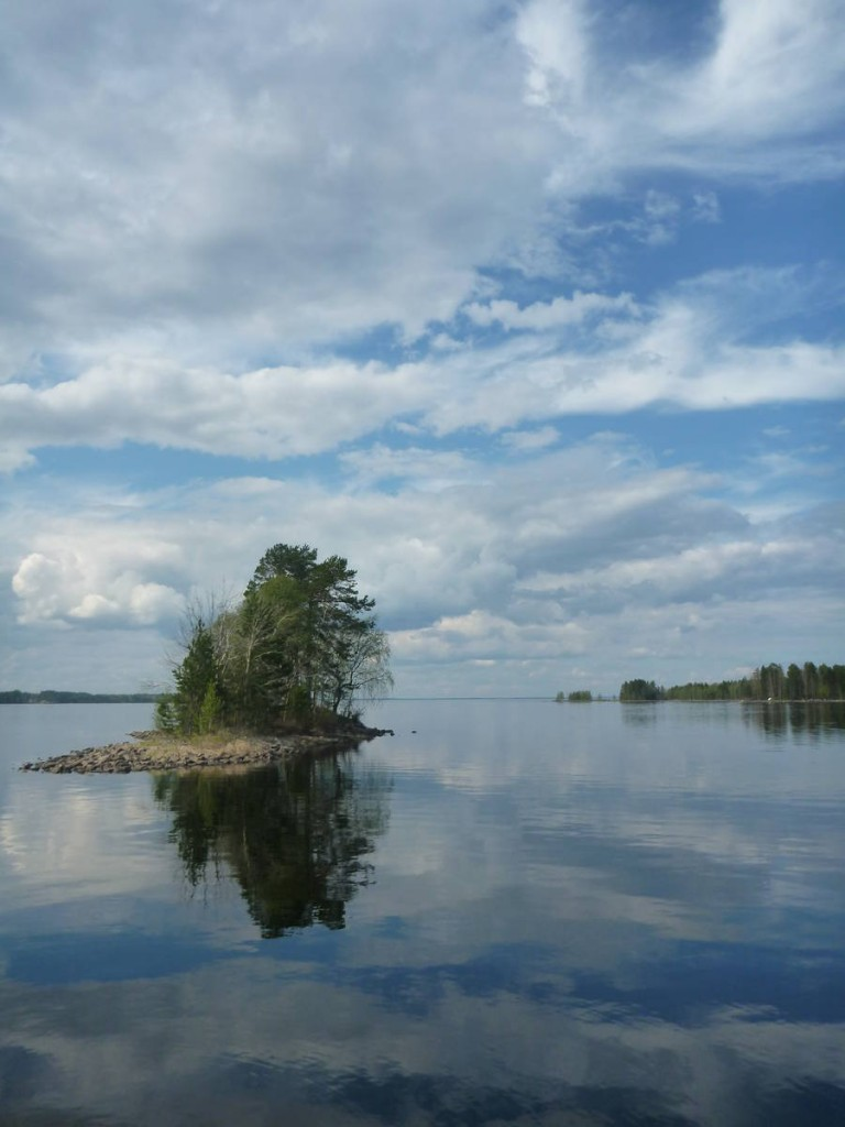 La lac Oulu