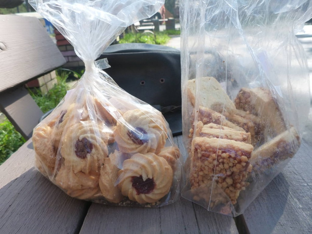 aaaaaaa les merveilleux biscuits russe… Saveurs inoubliables !