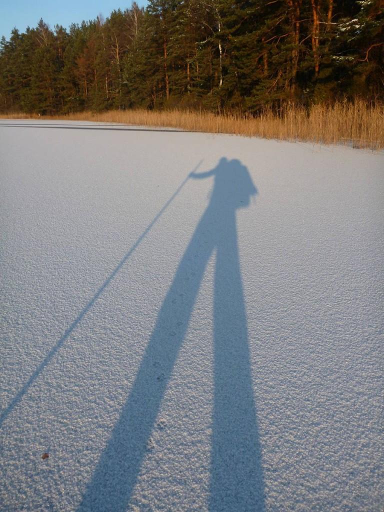 Je peut commencer à traverser certains lacs