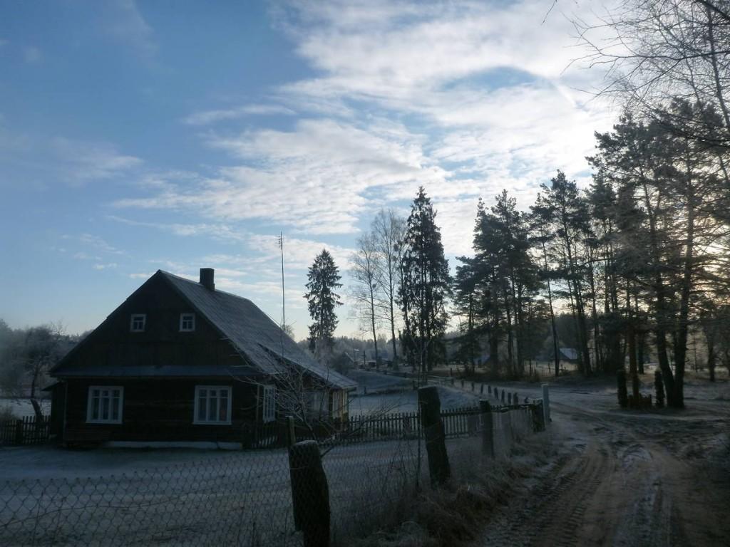 Des villages et hameaux perdus dans leur solitude et leur beauté