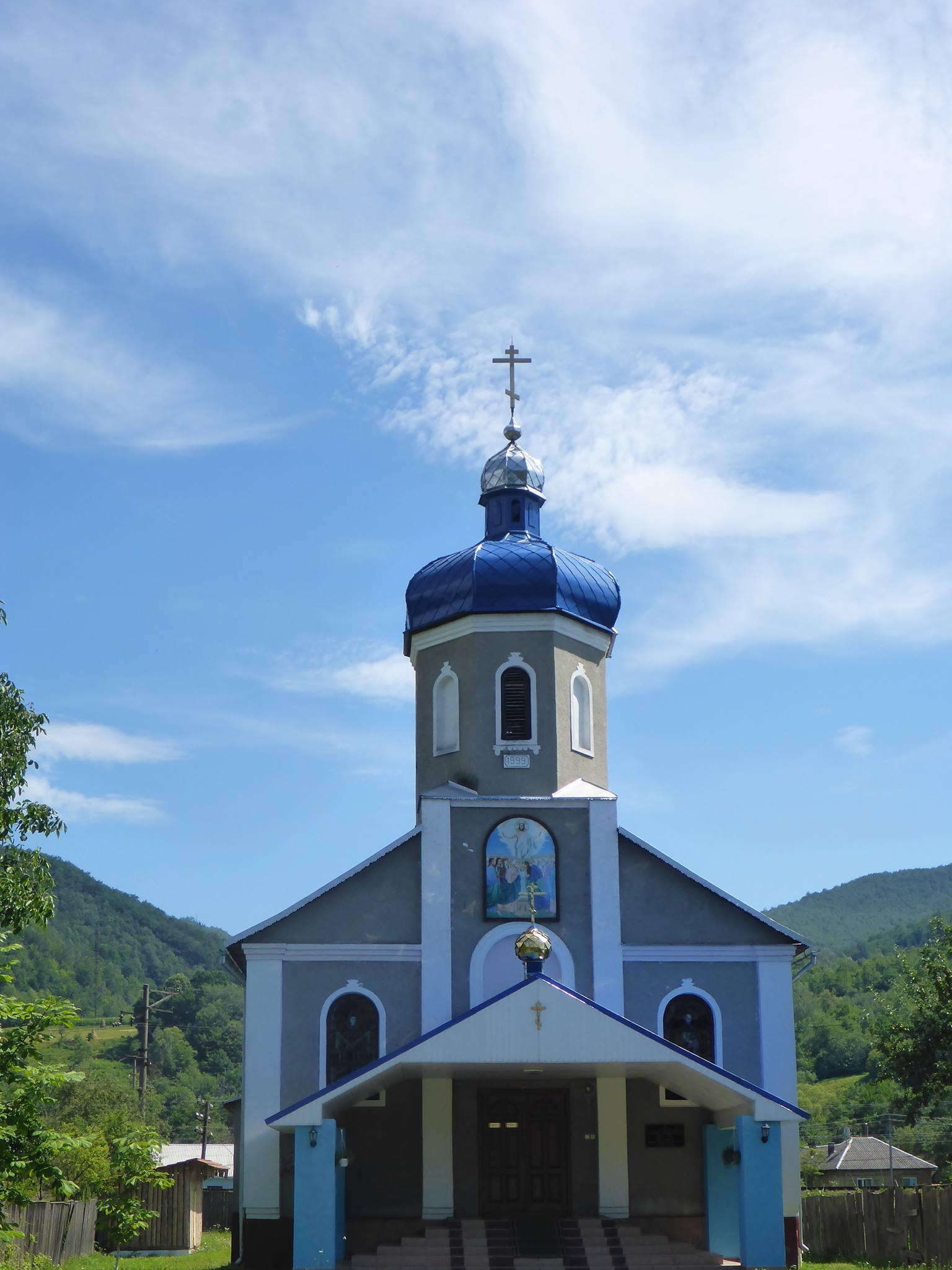 Les églises orthodoxes sont à peu près les seules constructions en bon état