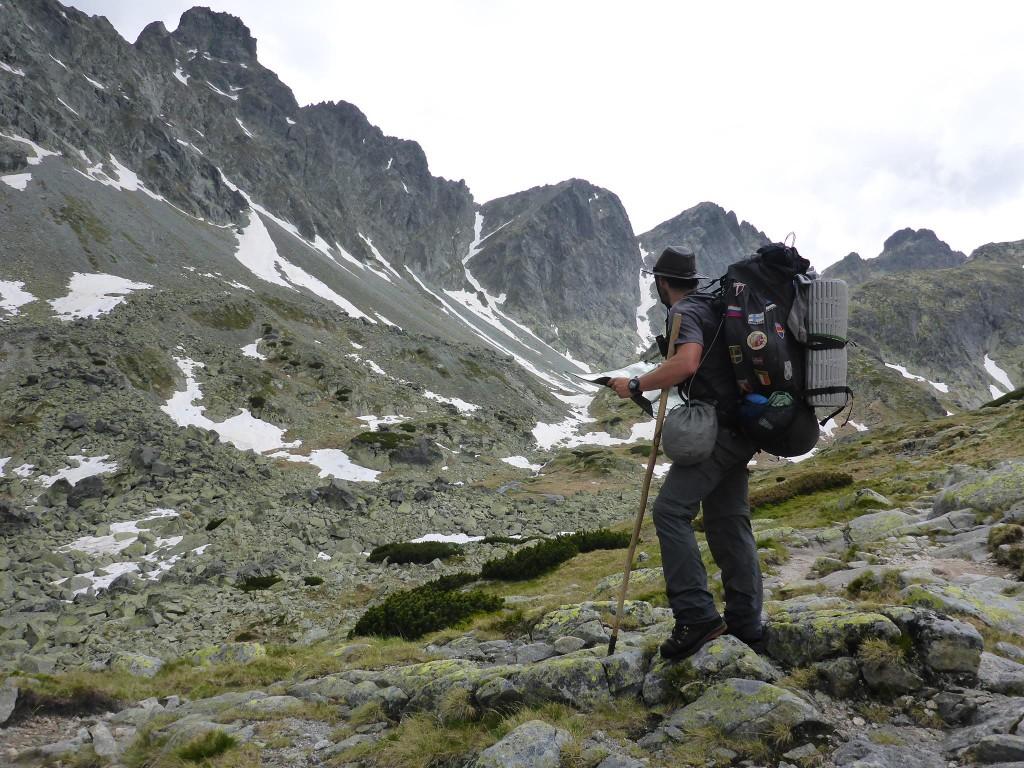 S'orienter est très facile dans ces montagnes