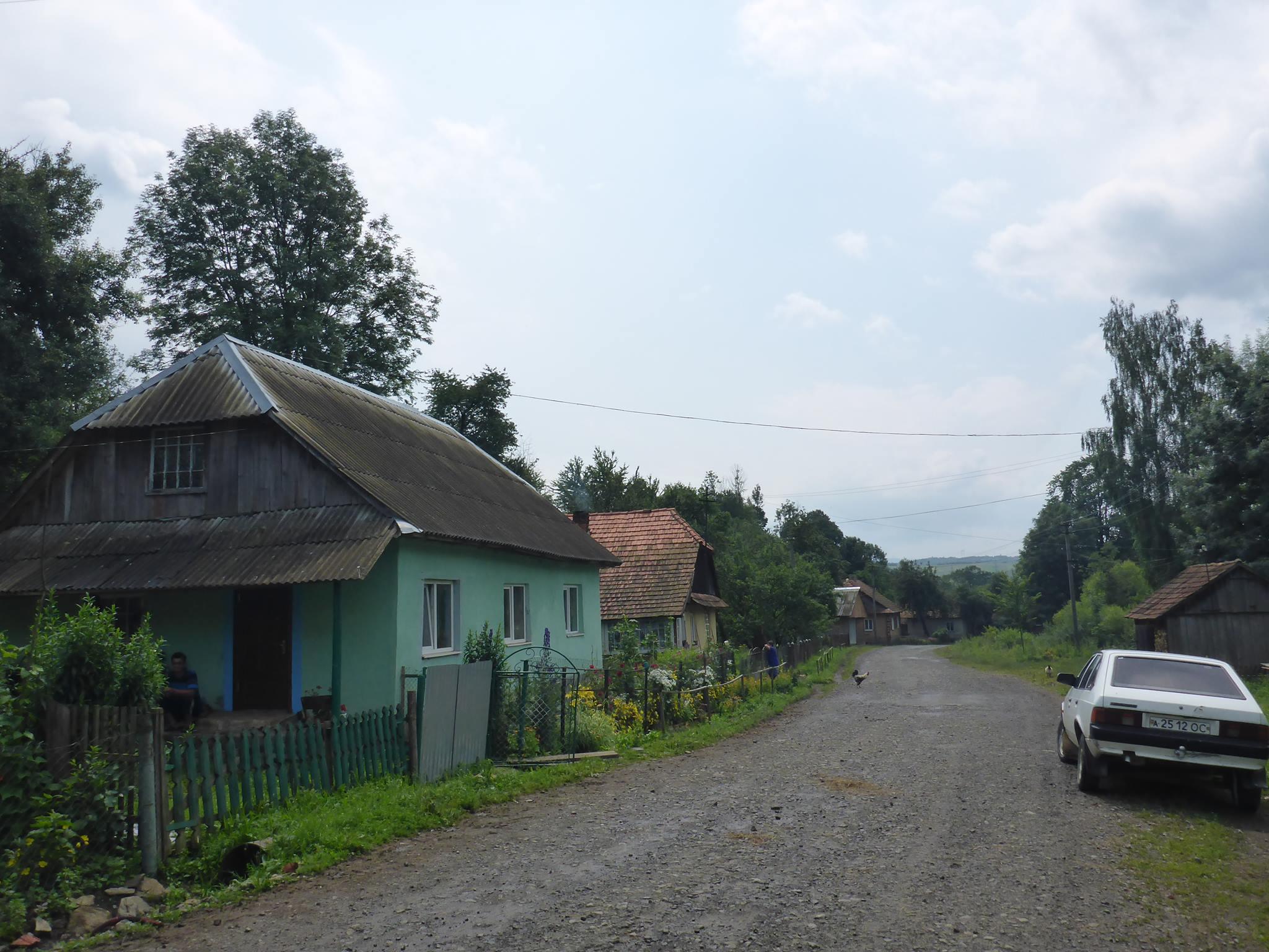 C'est un vrai plaisir de traverser les petits villages