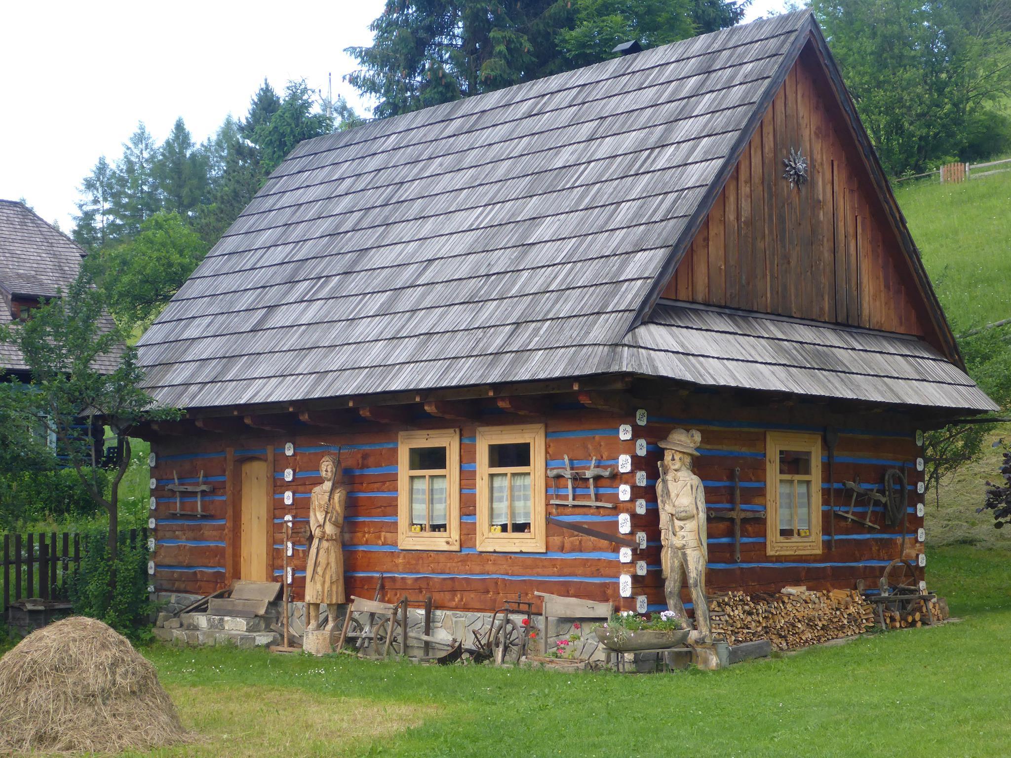 La Slovaquie possède des maisons de toute beauté