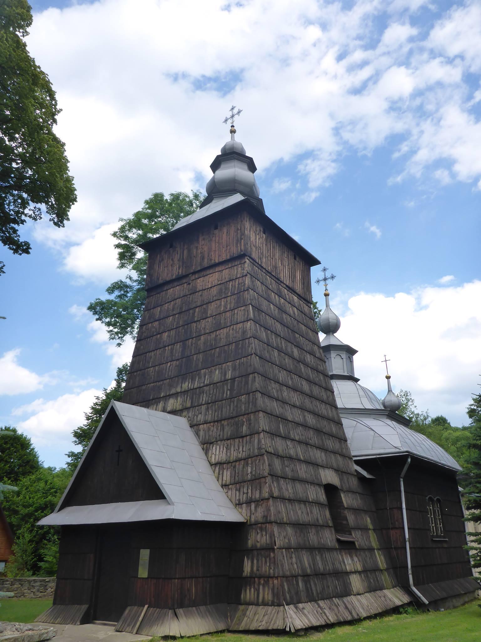 De magnifiques églises de bois