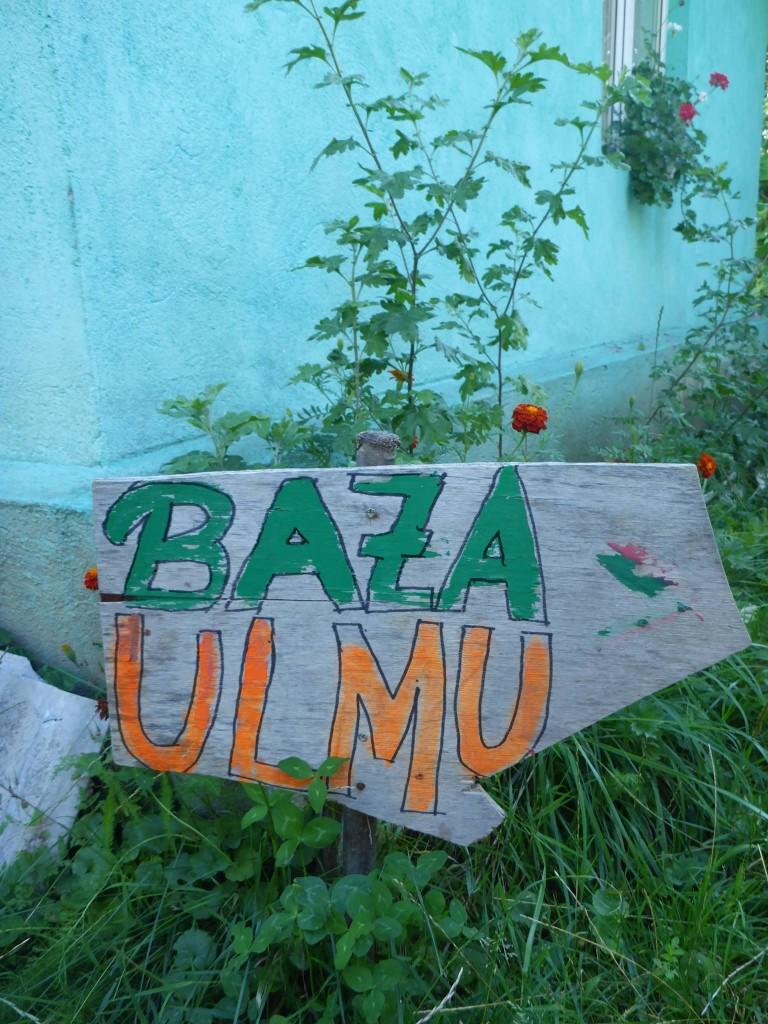 Je rejoint mon volontariat dans un petit hammeau, à une trentaine de kilomètres de Baia Mare