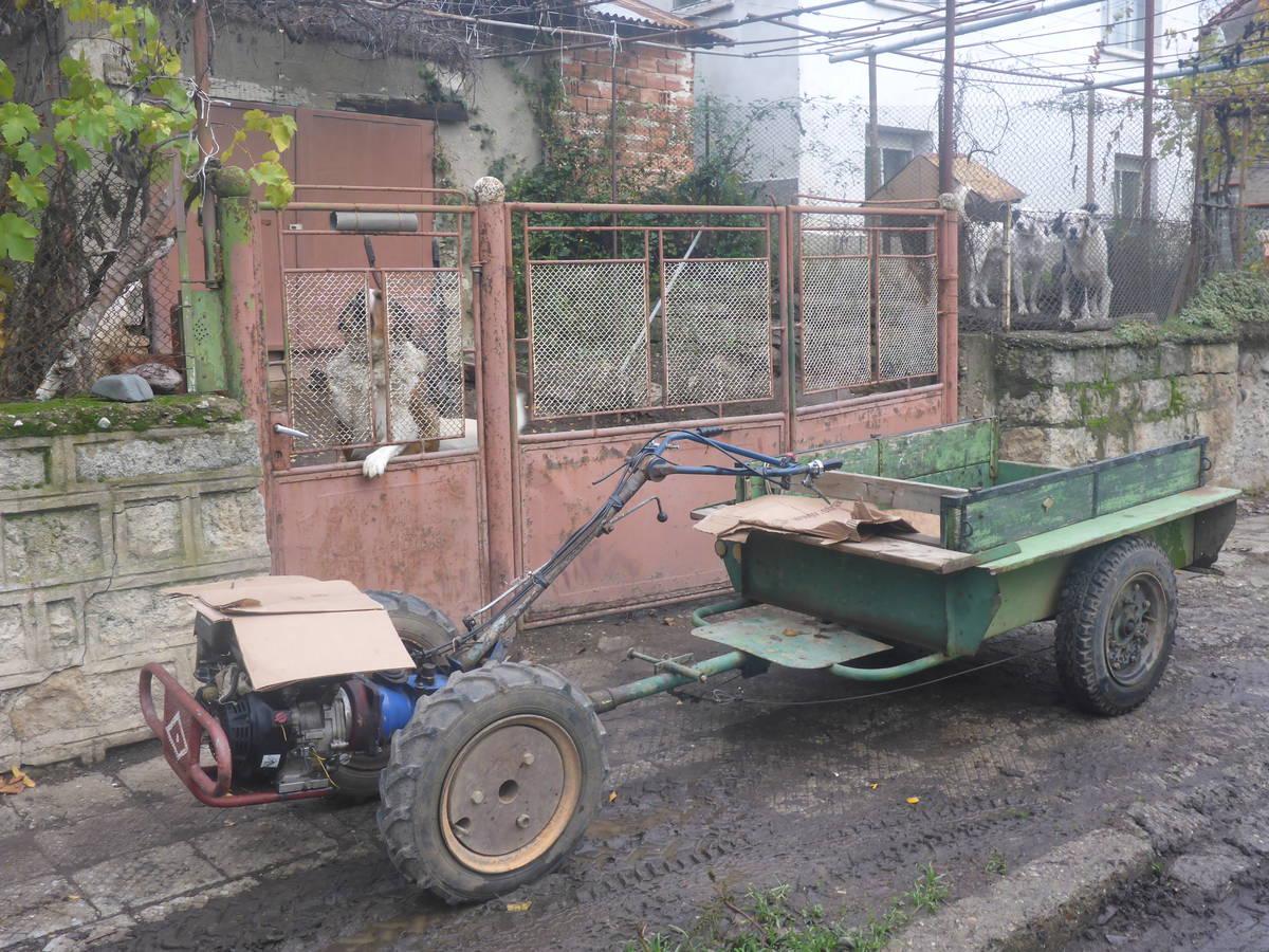 Un peu mois de charettes qu'en Roumanie. Le nouveau substitut mécanique est plutôt sympa