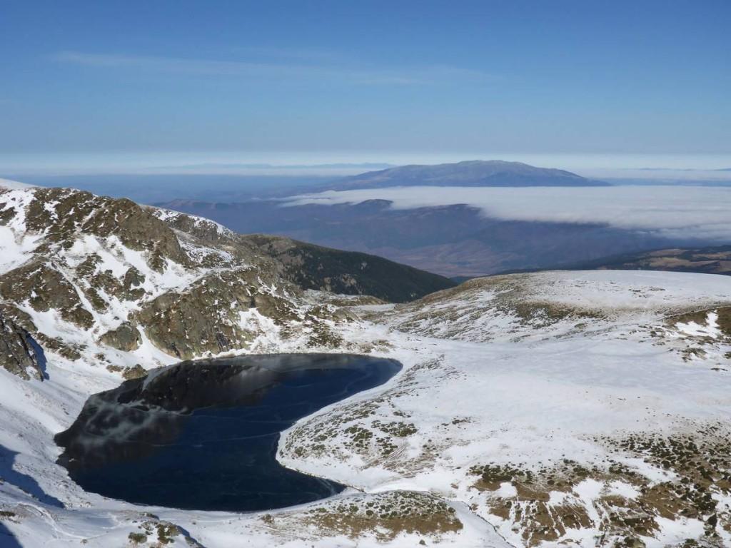 Les célèbres lacs de Rila