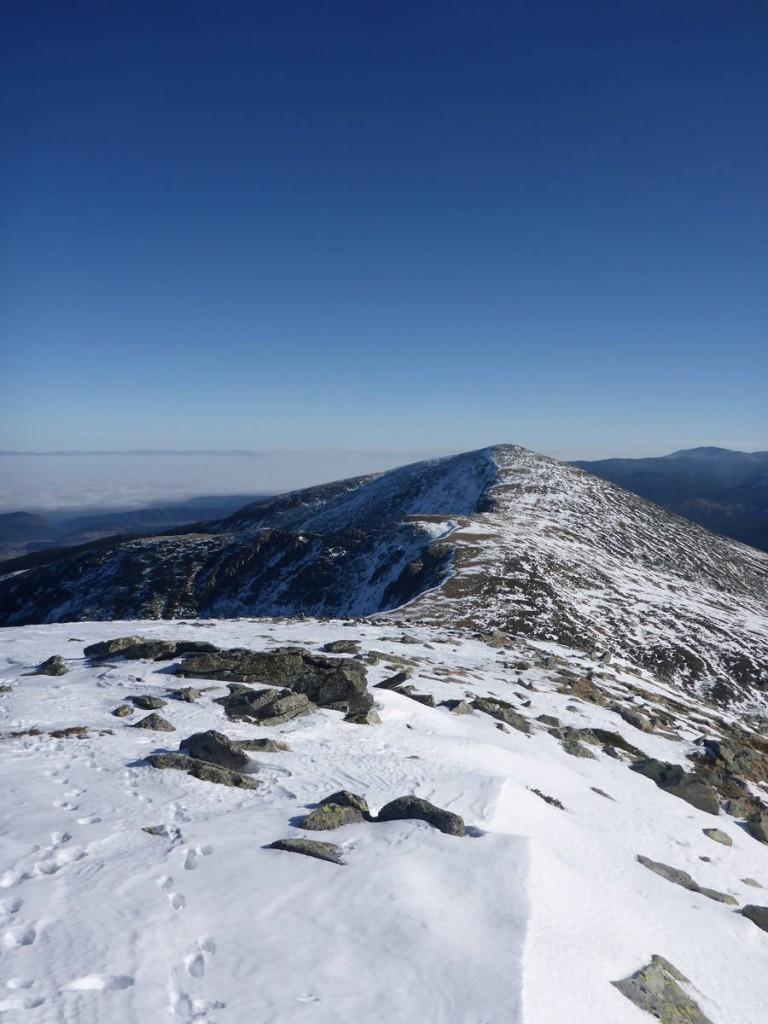 Le lendemain est un véritable calvaire, je peine comme pas possible à avancer dans la neige
