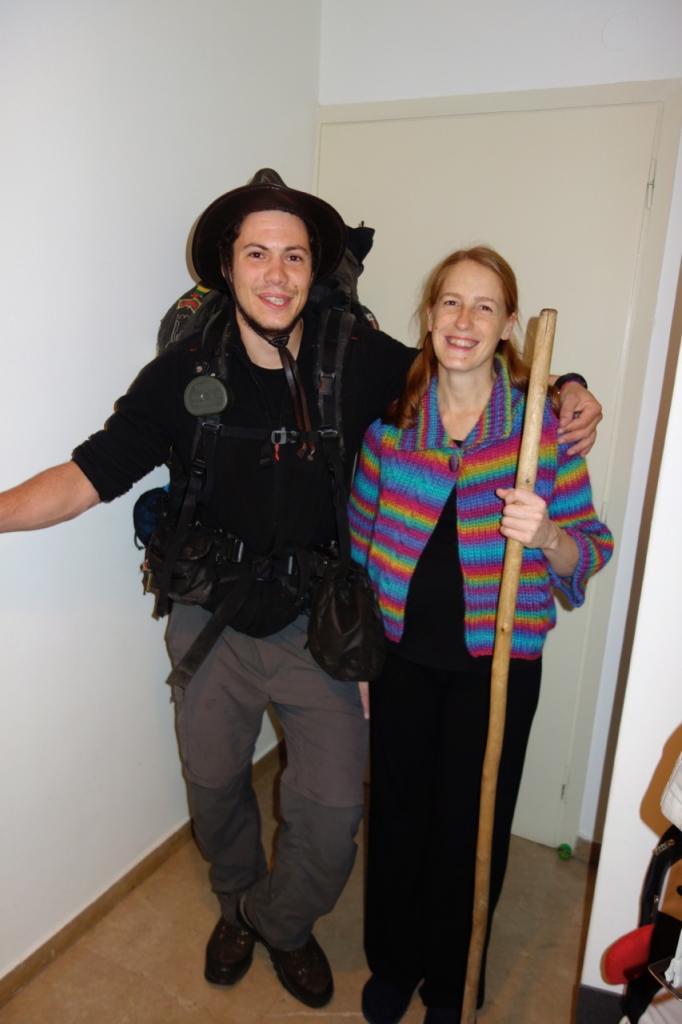 Ma maraine Anne-lucie vivant en grêce depuis de nombreuses années en compagnie de son mari et de ses jeunes enfants