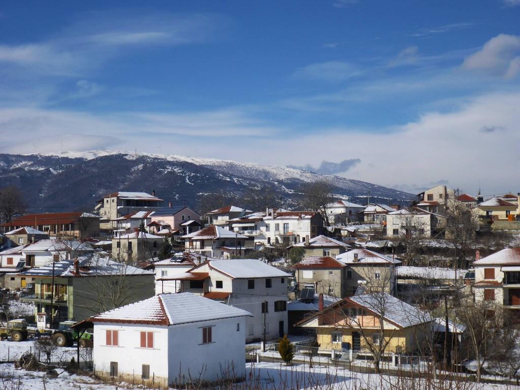 Les petits villages de montagnes