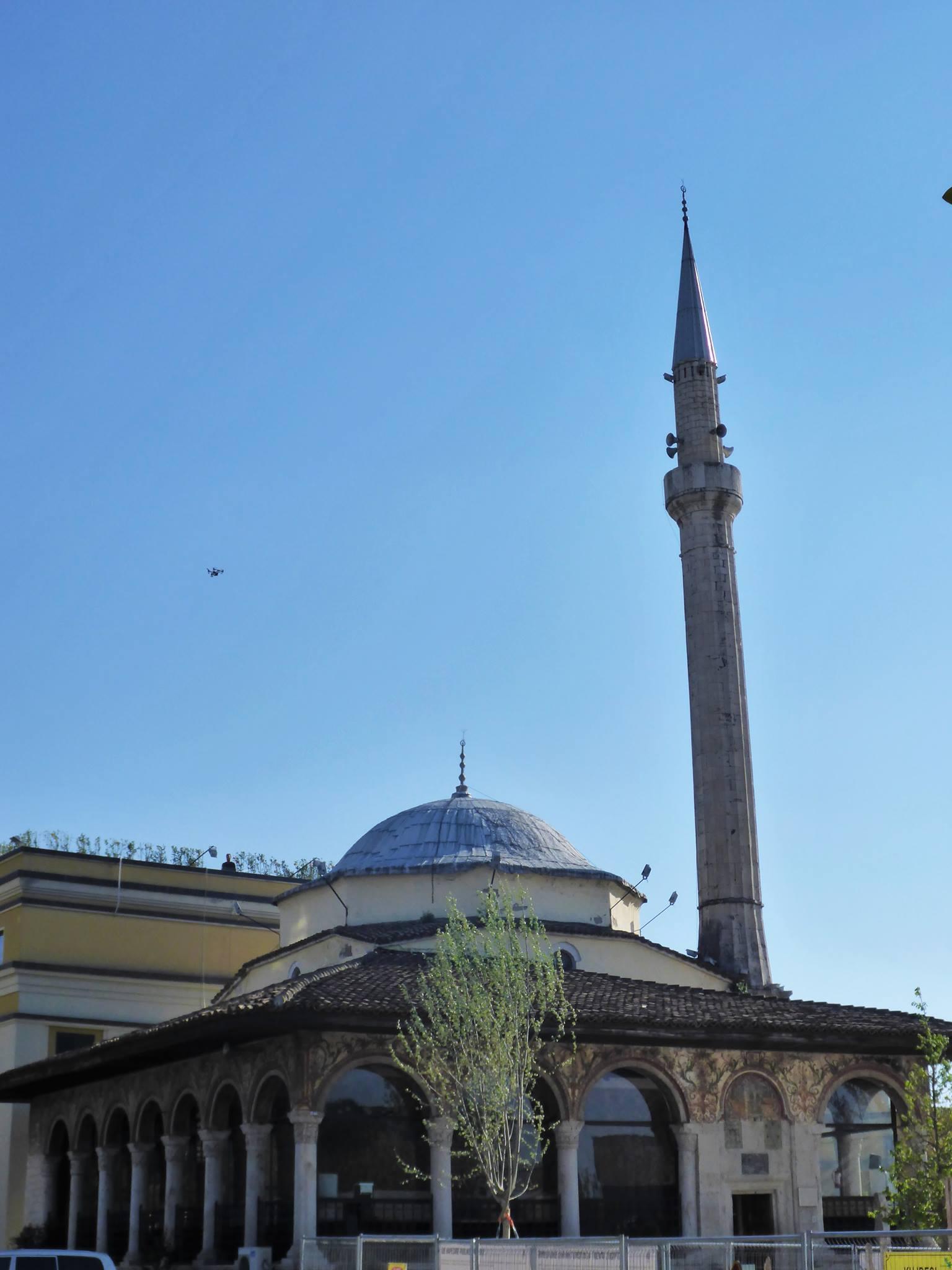 La mosquée Et'hem Bey