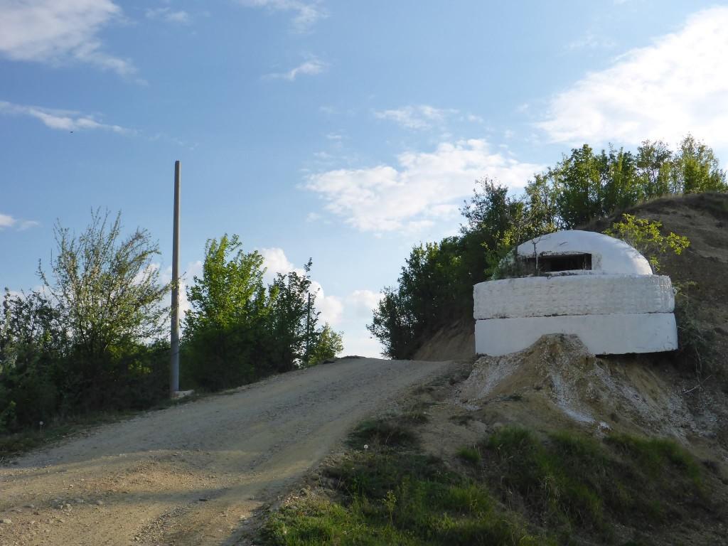 Les bunkers se rencontrent dans des endroits les plus innatendu !