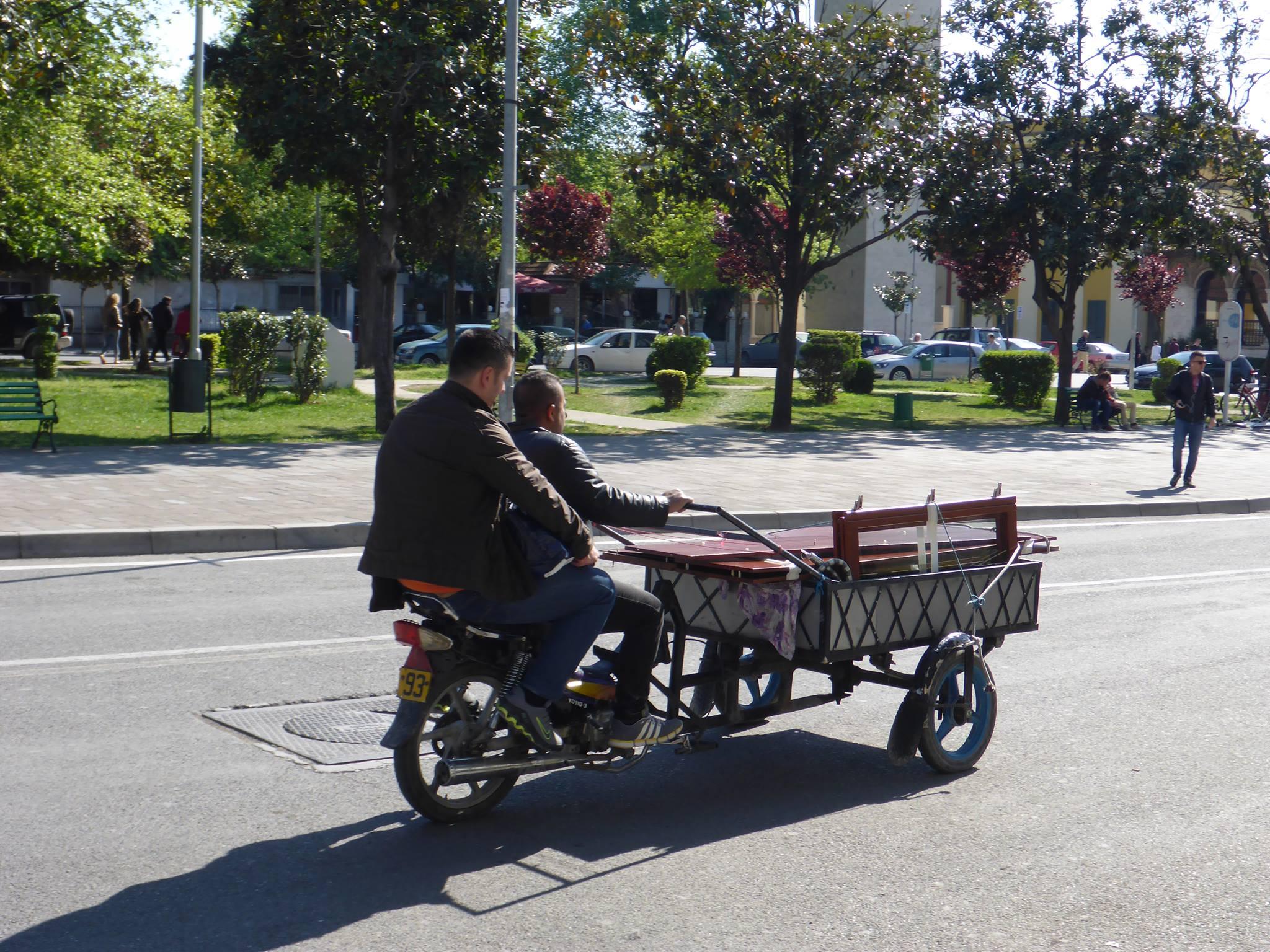 Cet engin se trouve plus facilement que les scooters