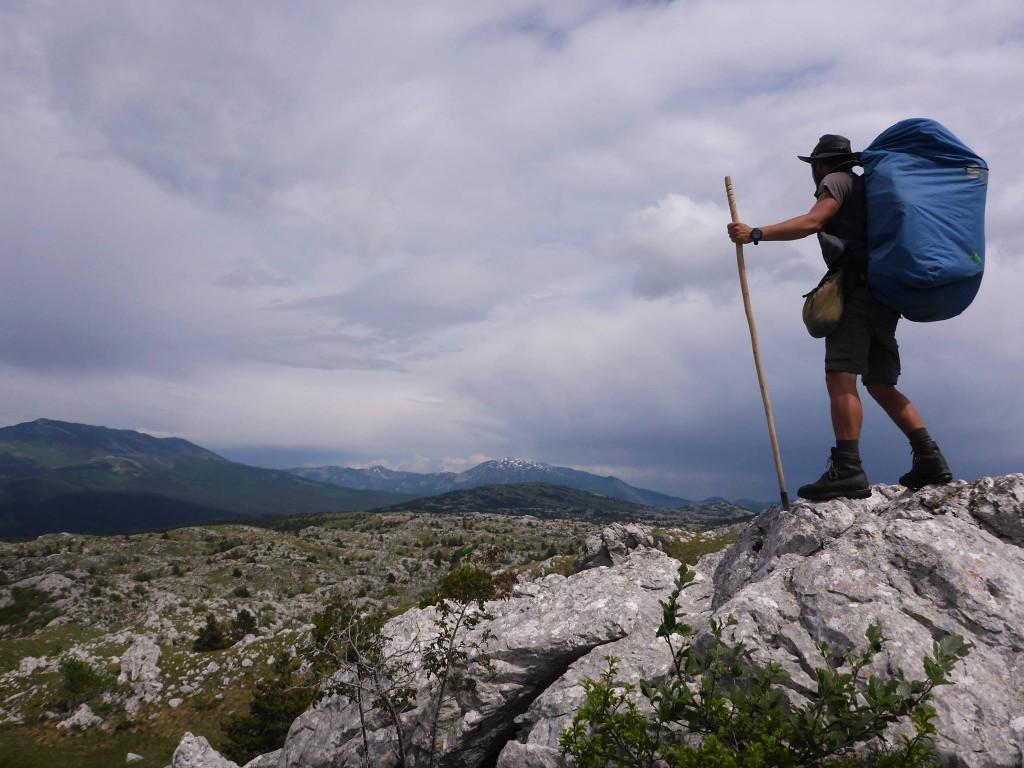 Mon dernier plateau bosnien