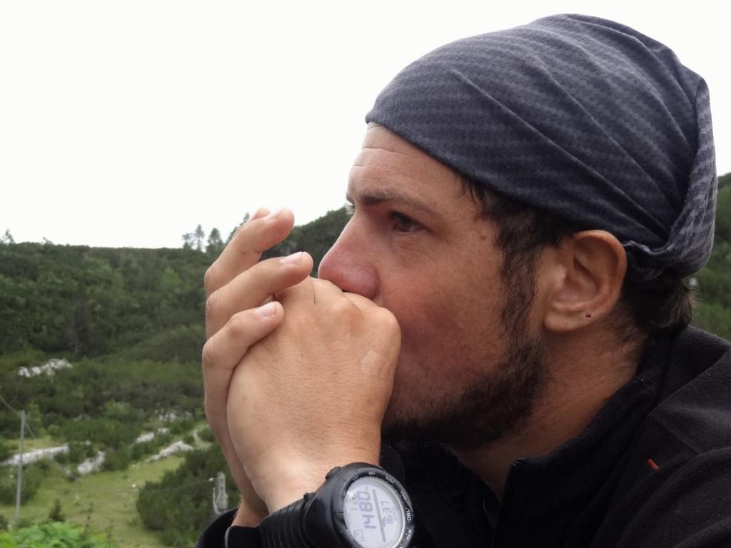 Un peu d'harmonica lors des pauses